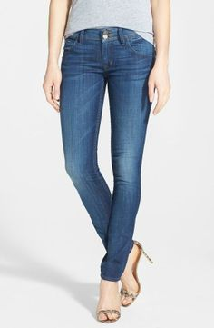 Classic cut skinny jeans for spring | Hudson Jeans
