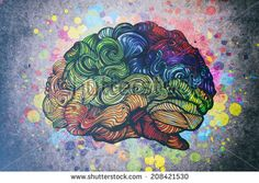 Brain Drawing Stock Photos, Images, & Pictures   Shutterstock
