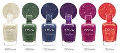 Zoya Fall 2013 Nail Polish Collection