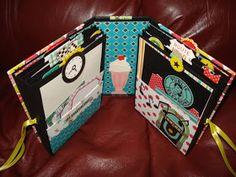 A Creative Operation: Happy Days Mini Album Tutorial, Part One