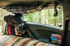 Sedan Life Roadtrip Fresh Off Grid Huckberry Journal | Huckberry