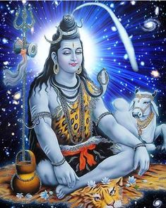Get the best collection of Lord Shiva images, photos and wallpapers here. God of all Gods, Lord Shiva is at the top of all deities in Hinduism. It is believed in Shaivism that Lord Shiva is the main protector, creator, and transformer of this universe. Shiva Parvati Images, Mahakal Shiva, Shiva Art, Shiva Statue, Durga Images, Lord Shiva Pics, Lord Shiva Hd Images, Lord Shiva Family, Bhagavad Gita