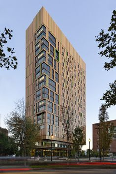 Massachusetts College of Art and Design's Student Residence Hall / ADD Inc.