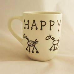 Pogo Pony Happy Horsie Mug