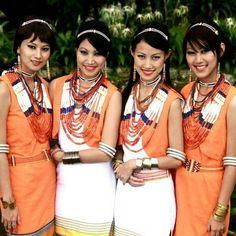 Traditional Dresses Of Nagaland Amazing naga traditional dress on ...