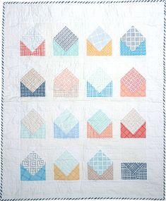 envelope quilt