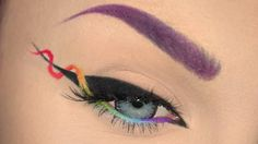 Helix Eyeliner Makeup Tutorial ! – Makeup Project
