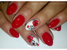 Is time for red poppy. without stickers Remembrance Day, Holiday Nails, Red Poppies, Manicures, Toe Nails, Nail Ideas, Nail Art Designs, Poppy, Finger