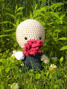 Who doesn't need a little Ood in their life? This is so awesome!