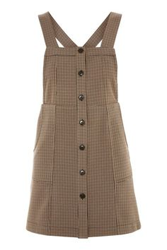 edae0c2662c78 Heritage Checked Pinafore Dress - New In Fashion - New In