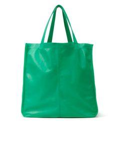 zara - colourful shopper