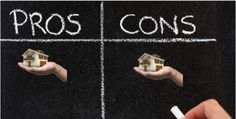 To avoid getting confused,when you start looking at homes make a list of pros and cons of every home that you see right after. This will help you later when you need to compare and pick the best one.