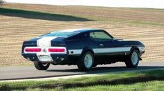 1971 Shelby Mustang Europa GT 350  Rare model - limited edition