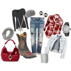 """""""Diamond BlueJean"""" by cindisarco on Polyvore"""