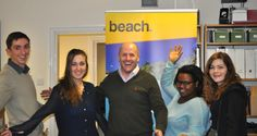 Xavier Krasnicki and 2 others retweeted Beach Marketing @beachmarketing Feb 7  Enjoyed the #marketing #taxi session today with @UniNorthants #AdStudents from @NBSUniNorthants now #timeforabeer