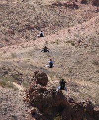 Bootleg Canyon Zipline Tour from Las Vegas, Nevada