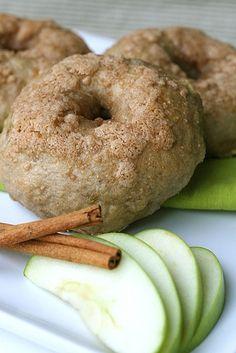 apple cinnamon bagels