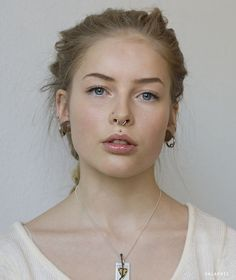 Anna April. the most beautiful dutch girl ever probably.