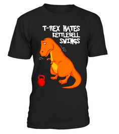 """# T-Rex Hates Kettlebell Swings Gym C3 T-shirt .  Special Offer, not available in shops      Comes in a variety of styles and colours      Buy yours now before it is too late!      Secured payment via Visa / Mastercard / Amex / PayPal      How to place an order            Choose the model from the drop-down menu      Click on """"Buy it now""""      Choose the size and the quantity      Add your delivery address and bank details      And that's it!      Tags: T-Rex Hates Kettlebell Swings Gym C3…"""