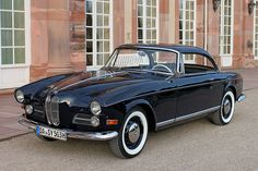 1956 BMW 503 Coupe | Beautiful Machines | Pinterest | BMW, Cars and ...