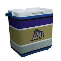 James Madison Dukes Ncaa Rappz 18qt Cooler Cover