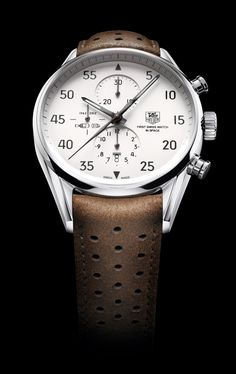 TAG Heuer Carrera Calibre 1887 Space X Chronograph