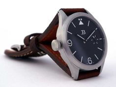 The Mk I Pilot by Joe Booth Watch Co.