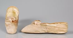 : 1845–65P. Rouillier | Evening slippers | French | The Metropolitan Museum of Art