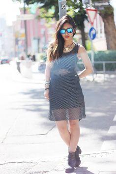 Rosa Pel's blog: Flat Matte Black Revo Color Lens Wayfarer Sunglasses 8025
