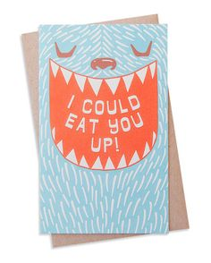 eat you up card - www.mignonshop.com