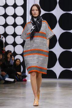 Marimekko Ready To Wear Spring Summer 2016 Paris - NOWFASHION