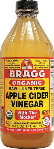 Bragg Organic Apple Cider Vinegar From SwansonVitamins.com
