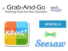 21 Grab-And-Go Teaching Tools For Your Classroom - TeachThought