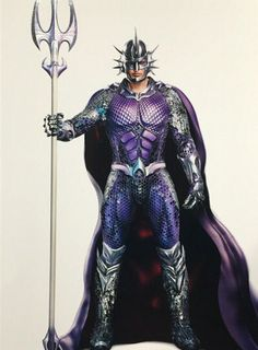 6-Inch Scale With 23 Points Of A A Aquaman Movie Action Figure In King/'S Armor