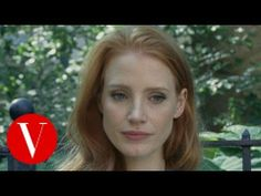"""VOGUE Jessica Chastain Stars in """"Scripted Content"""""""