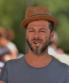 Мае,2014г. Christophe Mae, Transportation, Big Men, Man Style, Artists, Hat