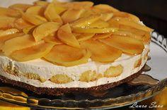 Quince cheesecake no bake - sava laura Sweets Cake, Nutella, Tiramisu, Cheesecake, Baking, Ethnic Recipes, Desserts, Mai, Food