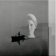 La Jetée short film, directed by Chris Marker Cinema Video, Chemistry Set, French New Wave, I Robert, Michelangelo Antonioni, Film Images, Ghostwriter, Dark Thoughts, Portraits