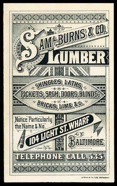 Victorian Poster (website also describes Victorian Design)