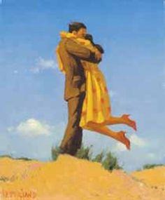 Jack Vettriano - Amor de verano