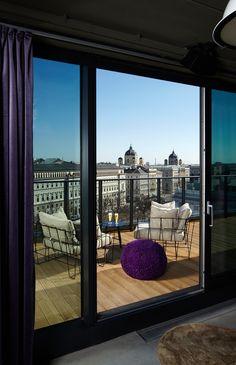 Die 20 Besten Bilder Von Der Dachboden Im 25hours Hotel Wien Beim