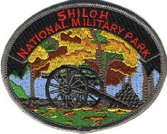 Shiloh National Military Park Patch Battle Of Shiloh, Patches, Military, Parks, Military Man, Parkas, Army