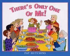 A birthday story that celebrates stepfamilies and a girl's individuality.
