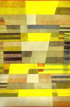 Paul Klee gradations