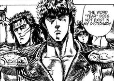 Kenshiro, Fist of the North Star / Hokuto no Ken