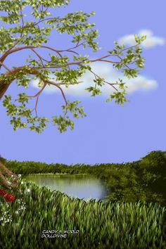 Little bit of nature ~ by Daisycat ~ created using the X-Girl doll maker | DollDivine.com