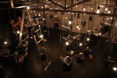 Missing, una instalación de la banda The xx.
