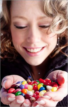 Tips To Eat Less Candy