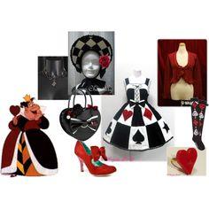 Queen of Hearts Lolita