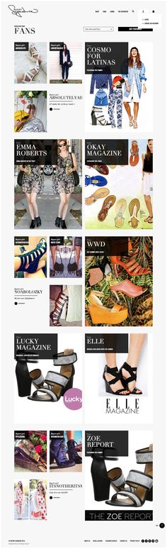 Explore award winning web design & branding case studies by Isadora Agency; Web Design Examples, Creative Web Design, Ecommerce Web Design, Web Design Agency, Portfolio Web Design, Elle Magazine, Editorial Layout, Fans, Editorial Design